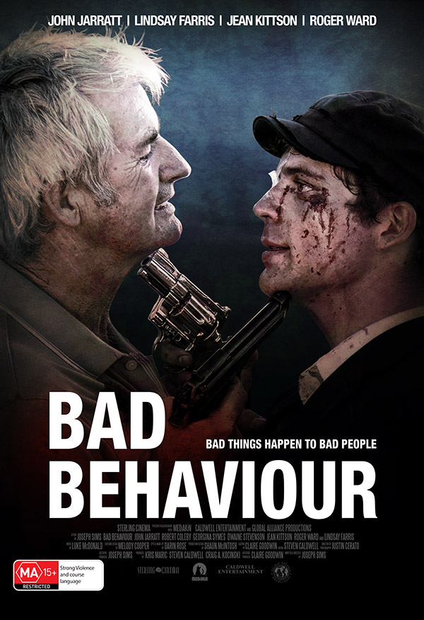 Monster Pictures Releases BAD BEHAVIOUR on DVD in Mid-January '13-Fuck yeah!!