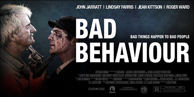 American Video on demand release of Bad Behaviour (2010) Rated R