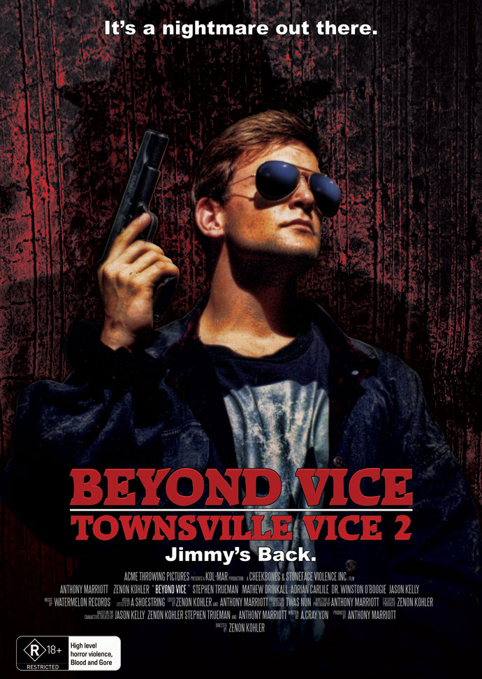 Beyond Vice Film Poster