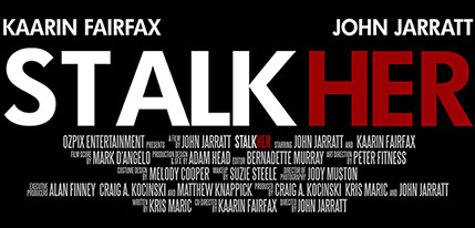 Stalkher (2014) film credit block