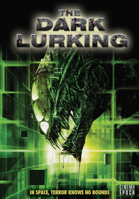 The Dark Lurking DVD Release Poster/Cover Art