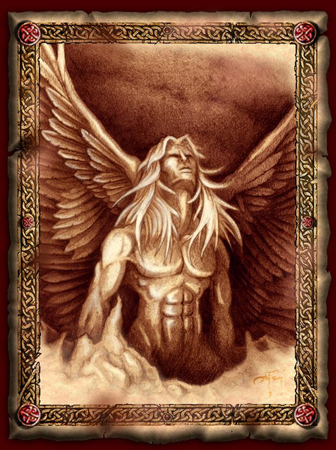 fallen angels in the bible