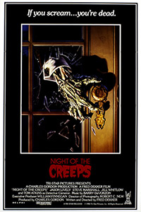 Night of the Creeps (1986)