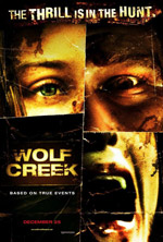 Wolf Creek Poster art is featured on this site only as a reference to John Jarratt's previous work. Arkhamhaus Images was not involved with any artwork for this Australian horror feature.