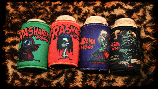 Another Addition to the Trasharama family of stubbie coolers.