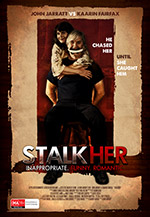 B1 size Film Poster for the drectorial debut of John Jarratt's Stalkher